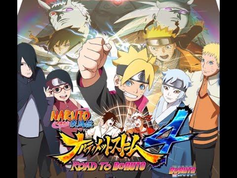 Naruto Ninja Storm 4   Online Team Battle #19 Ice Dragon summoning Jutsu must watch