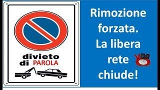Rimozione forzata. La libera rete chiude! Con Antonio M.Rinaldi, tommix e Byoblu.