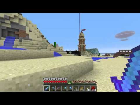 Minecraft Livestream (9/30/2015) Building the Changing Room