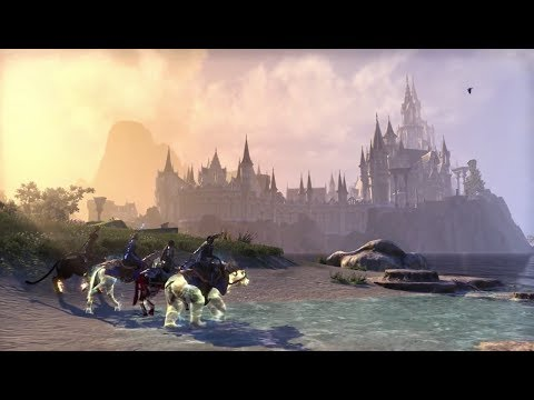 The Elder Scrolls Online: Summerset Gameplay Trailer