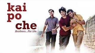 Kai Po Che Full Hindi Movie | Rajkummar rao, Sushant Singh, Amit Sadh, Amrita Puri | Movies Now