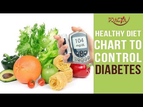 Healthy Diet Chart to Control Diabetes | Must Watch