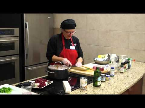 Recipe: Cranberry Cream Cheese Scoop