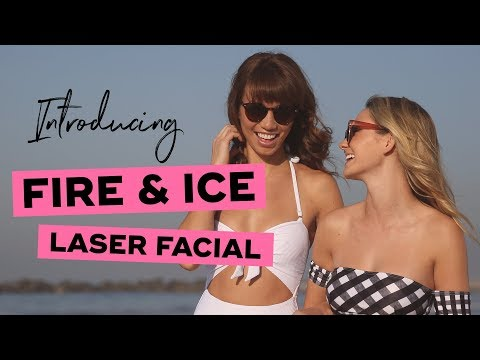 Introducing the Fire + Ice Laser Facial At LaserAway