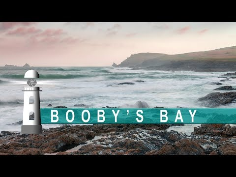 Booby's Bay in Cornwall