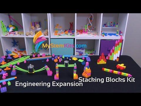 Stacking Blocks Kit & Engineering Expansion