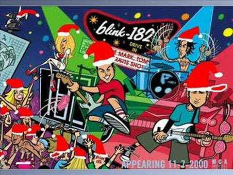 Blink-182 - Won't Be Home For Christmas