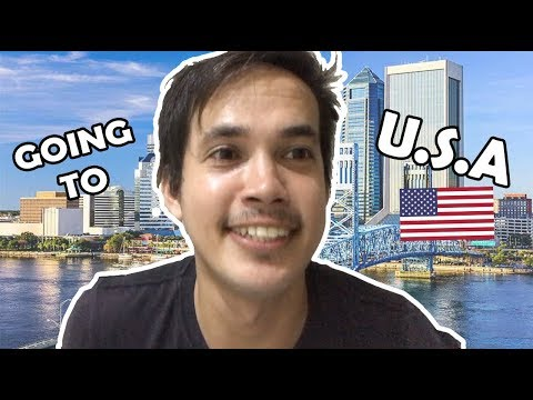 VLOG - WE'RE GOING TO AMERICA???