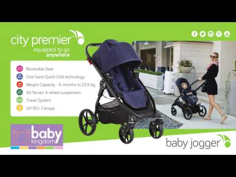 Baby Jogger City Premier - Quick Demo
