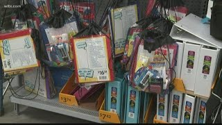You can now pay your parking tickets with school supplies