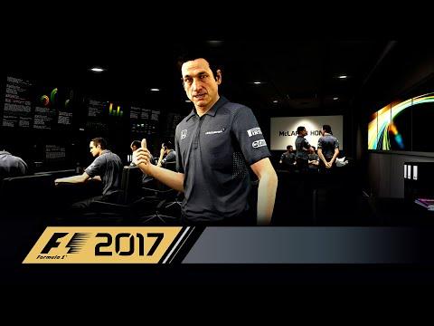 F1 2017 | CAREER TRAILER | Make History [UK]