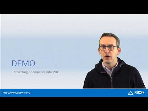 Episode #9 - Converting documents into PDF using the Microsoft Graph