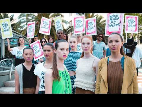 Ethical Clothing Brands for Fashion Revolution - We Know Who Made Our Clothes