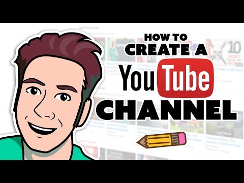 How To Make a YouTube Channel (Easy Beginner's Tutorial) 📺