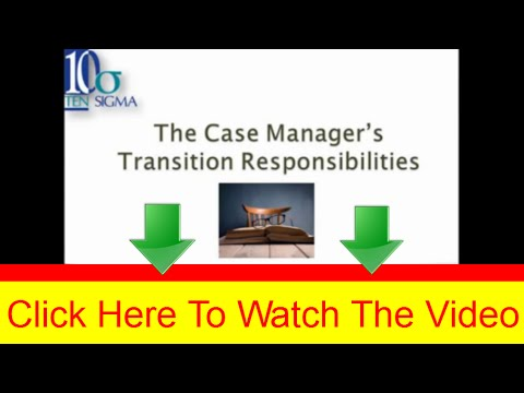 Special Education Case Manager Transition Responsibilities Episode 43
