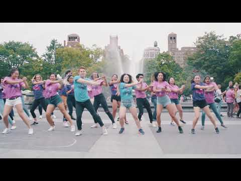 Your Future Starts Here | NYU Welcome Week