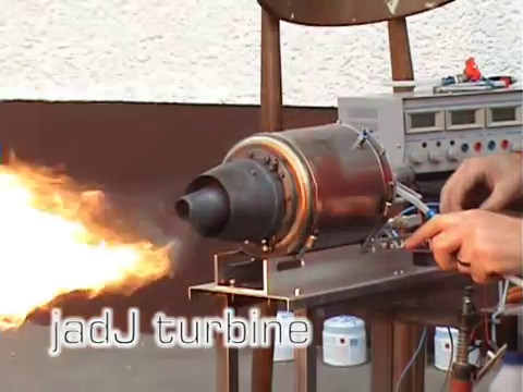 How it's made _ Man made RC Jet turbine.