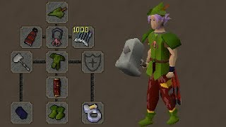 Which is Best Ranged XP for Pures with No Overheads? - NMZ