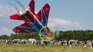10 Times Air Shows Went Terribly Wrong!