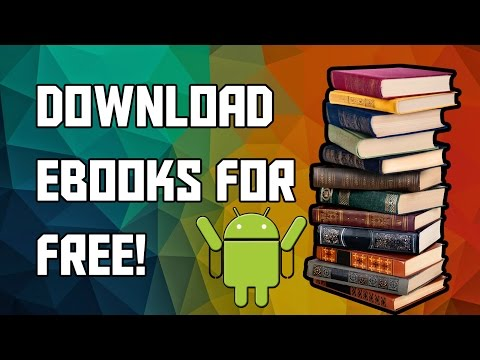 Unlimited Ebooks For Free on Android(2017!)