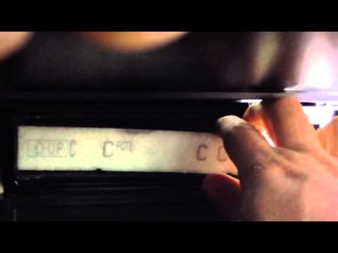 HOW TO REPLACE A CABIN AIR FILTER 2013 TOYOTA CAMRY