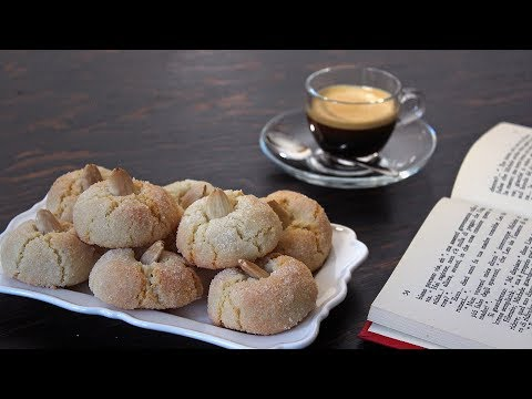 Italian Soft Amaretti Biscuits Recipe | How Tasty Channel