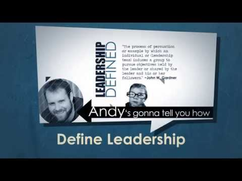 Leadership 101: How to become an effective leader