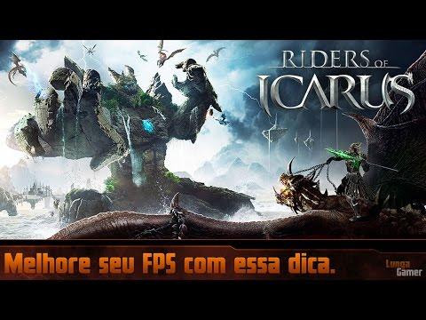 RIDERS OF ICARUS - COMO MELHORAR SEU FPS NO JOGO