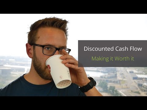 Discounted Cash Flow Method Explained |