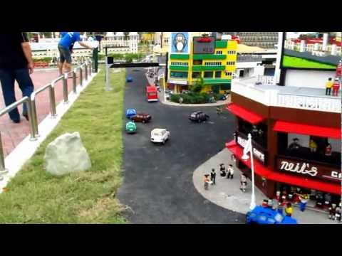 Legoland Malaysia: Kuala Lumpur Miniland