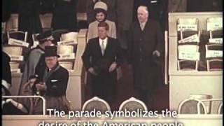 Historic Footage: JFK Inauguration, 1961
