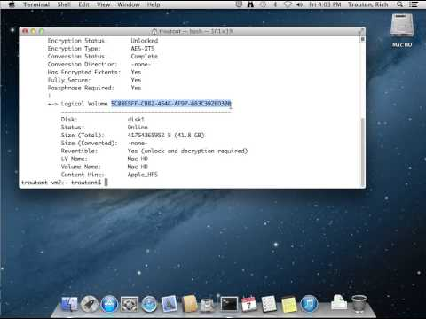 Mac OS X 10.8.4 standard users blocked from decrypting FileVault 2