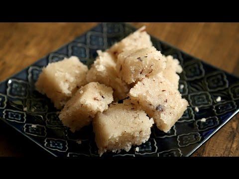 Coconut Burfi Recipe | Diwali Special Sweet Recipe | Masala Trails