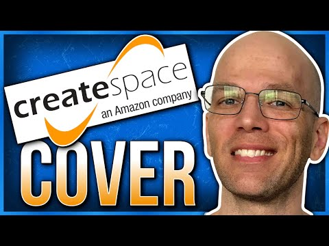 Createspace Cover Template: How to Make a Book Cover with GIMP