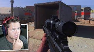 My Reaction: Call of Duty Modern Warfare Multiplayer Gameplay