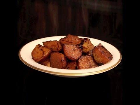 YiaYia's Greek Roast Potato Recipe - A tribute to my grandmother & her Baked Potatoes