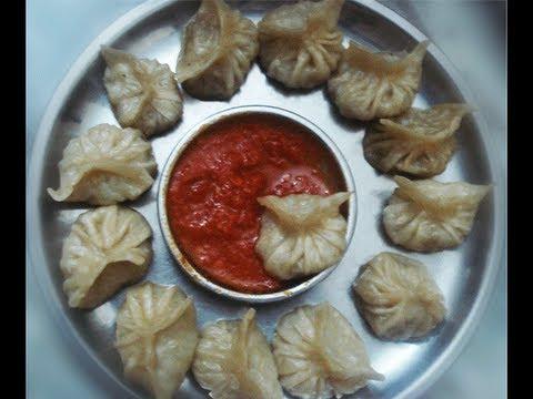 Veg Momos Recipe | Northeast India and Nepali Style
