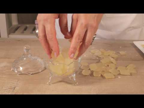 HOW TO MAKE BUTTERSCOTCH CANDY AT HOME