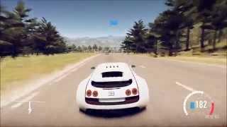 Bugatti Veyron - 2011 - Forza Horizon 2 Presents Fast & Furious - Test Drive Gameplay [1080p]