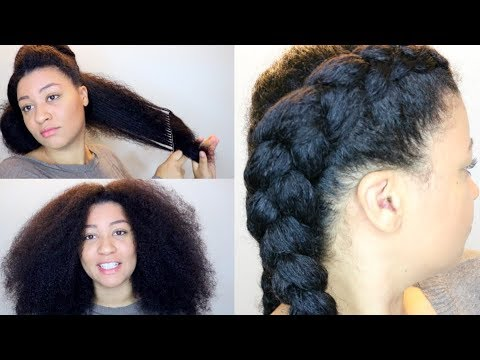 HOW TO Moisturize DRY LOW POROSITY Natural Hair
