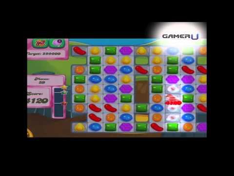 Candy Crush Saga - How to Pass Level 35