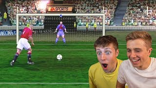 Scoring A Goal On Every Fifa From 98 to 20 – ft. W2S