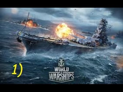 World of warship- 1 -( Best game ) Chestrer VS Dresden