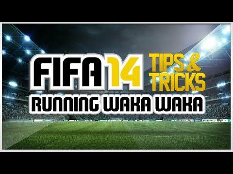 FIFA 14 Tips & Tricks - ''Running Waka Waka'' Tutorial (Xbox One & PS4)