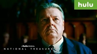 What The Critics Are Saying • National Treasure on Hulu