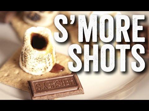 Let's Make: S'more Shots!