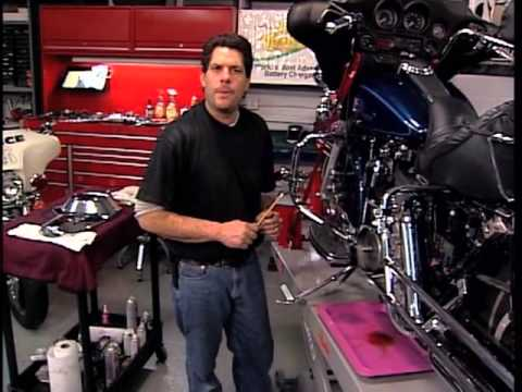 Harley Davidson Maintenance Tips: Touring Motorcycles - Battery & Charging System