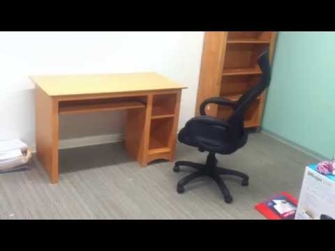 Prepac office desk assembly service in DC MD VA by Furniture Assembly Experts LLC