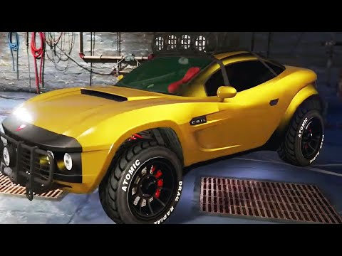 GTA V - Pimp My Ride | Coil Brawler