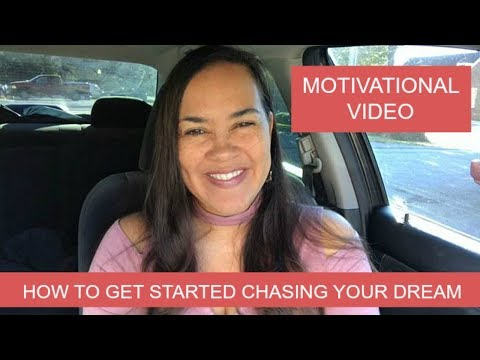 3 SIMPLE STEPS TO START CHASING YOUR DREAM | MOTIVATIONAL VIDEO